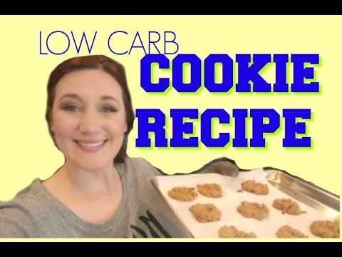 Low carb diet - Low Carb Peanut Butter Cookies  Keto Cookie Recipe Keto Dessert Easy