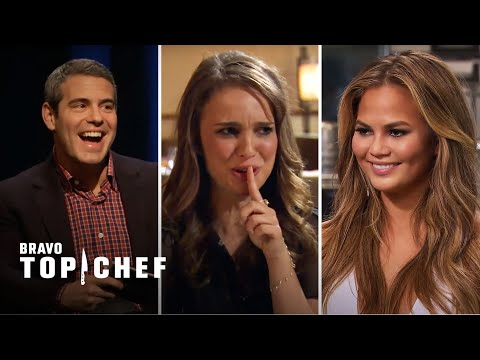 Top Chef's Flirtiest Moments & Scandals (Mashup) | Top Chef