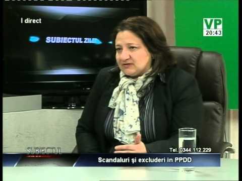Emisiunea Subiectul zilei – Gabriela Anghel – 4 decembrie 2014