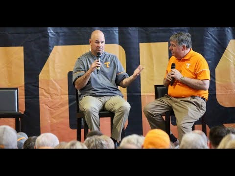 Vols' Jeremy Pruitt: Becoming a leader 'takes time'