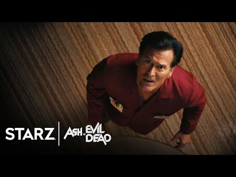 Ash vs Evil Dead | Official Trailer | STARZ