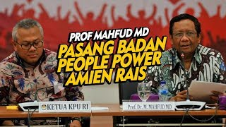 Video Prof Mahfud MD : Saya Siap Lawan People Power Amien Rais MP3, 3GP, MP4, WEBM, AVI, FLV April 2019