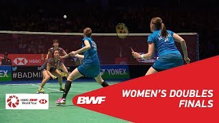 Download Video WD | FUKUSHIMA/HIROTA (JPN) [4] vs JUHL/PEDERSEN (DEN) [3] | BWF 2018 MP3 3GP MP4