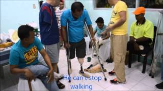 Tandag Philippines  city photos : Montero Medical Missions: Prosthetics in Tandag, Philippines