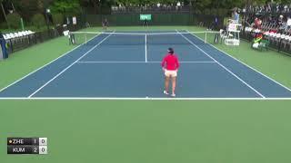 Zheng Saisai v Kumkhum Luksika - 2018 ITF Kashiwa