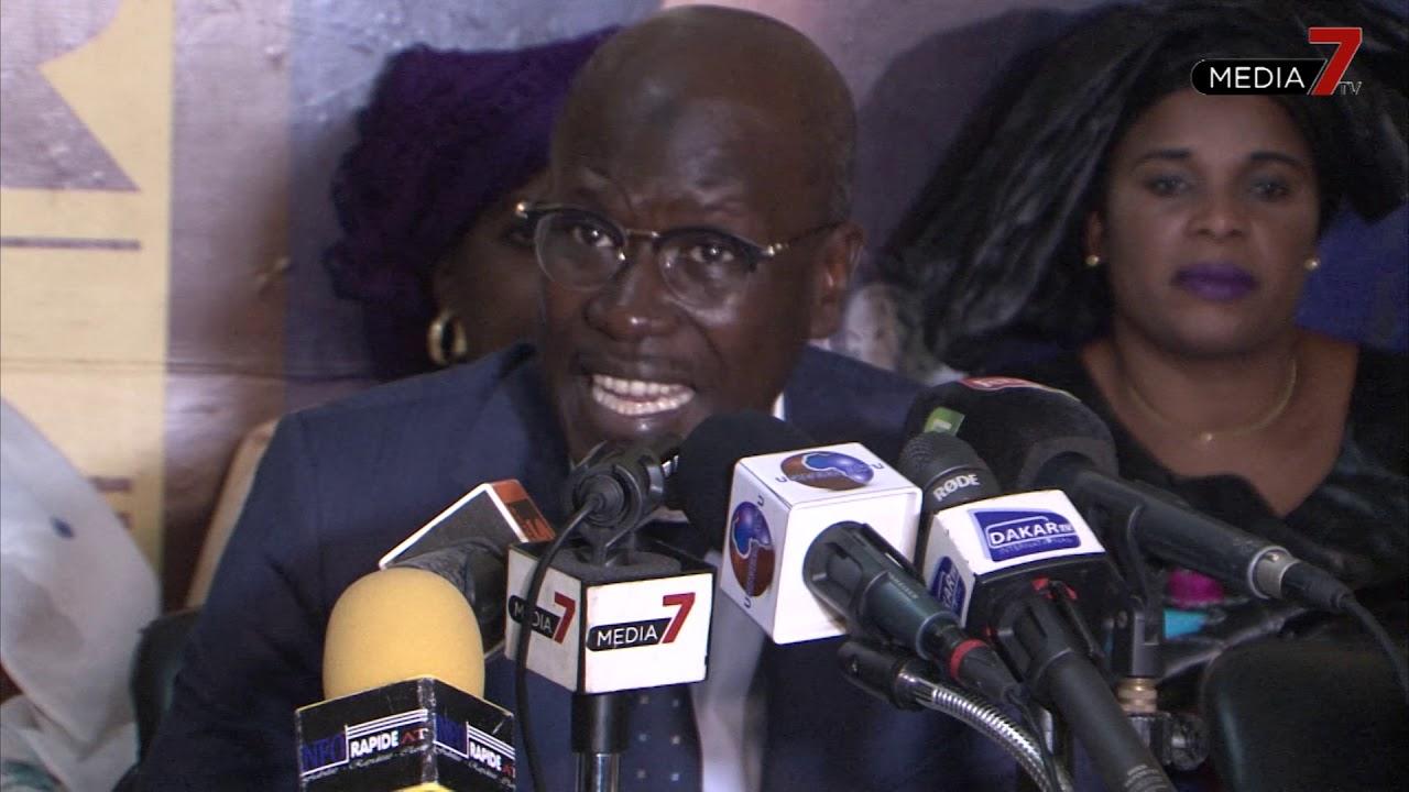 Face à la presse, Seydou Gueye revient sur le PIB au Sénégal...