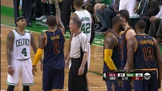 OUCH! Kyrie Irving