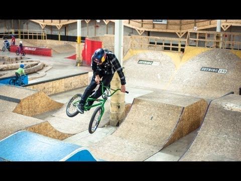 bmx - For more BMX check out http://win.gs/1graAL1 The Red Bull BMX Team gets some coaching at Joyride 150 Bike Park. Watch at Drew Bezanson, Mike