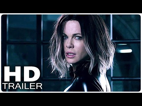 UNDERWORLD 5 BLOOD WARS Trailer (2016)