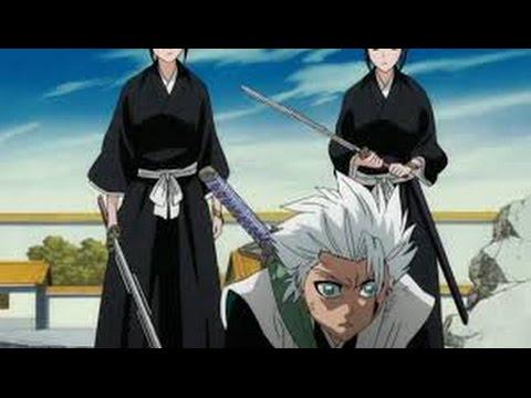Toshiro Hitsugaya vs. The Reigai-Hinamoris - Full Fight