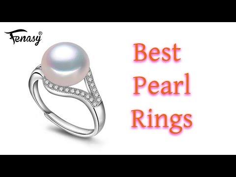 Best Pearl rings 2018