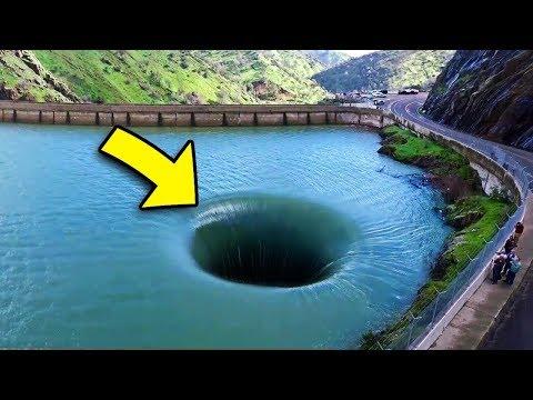 Dieses Loch erschien aus dem Nichts, erst jetzt haben Wissenschaftler das Rätsel gelöst!