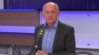 """La mise en garde de François Hollande à Emmanuel Macron """"n'est pas illégitime"""", juge Olivier Faure"""