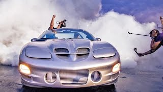 Ice Cream Cruise - BURNOUT CONTEST! by 1320Video