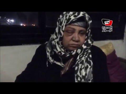 أهالي المصابين  بـ«العمى» نتيجة إهمال «رمد طنطا» يروون تفاصيل الحادث