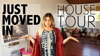 New House!  New Vibes!  New DIY's!  SUBSCRIBE for more! -  https://www.youtube.com/HeyMaryElizabethTWITTER -                       https://twitter.com/maryelizabethINSTAGRAM -                 https://instagram.com/heymaryelizabeth/SNAPCHAT -                   TotallyRadicalPINTEREST -                    https://www.pinterest.com/HeyMaryPins/WATCH MY TWO LAST VIDEOS:a. Furniture DIY: Shibori, Stained Bench --  http://bit.ly/2e0Ac6nb. House Tour: #CASAme -- http://bit.ly/2e0AmKXWHAT I'M WEARING:a. Dress:  Anthropologieb. Jacket:  Vintage & Thrifted in Santa BarbaraThank you guys so much for watching!!  I've got a new home haul coming ASAP where I share all my new stuff.  This home is a new work in progress.  Plus, I'm looking for an office space downtown too.  Town & Country.  New! New!  I hope things are good for you! What's new?  :)Do you have any questions for me?  Ask me HERE, on Twitter -- @ MaryElizabeth or Hello@MaryElizabeth.com, Pictures Help! ☺ #ASKMARYxoME------------------------------------------------------------------------------------------------------------Filmed & Edited by Vanessa Rud
