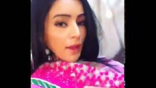 watch beautifful expressions of Ankita Sharma on Lambhorgini song by Diljit dosanjh