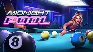"""Welcome to Midnight Pool, where the fun never ends and the best pool players around compete to prove who's the best in the world. But it's a long way to the top, and the 7 legends of Pool City stand between you and global fame. Enough talk -- rack 'em up! The successful Midnight Pool series is back! """"The best representation of the sport ever."""" - Gamespot""""The best game of pool you can find anywhere."""" - IGN UK""""One of the finest you're likely to find on your mobile."""" - Pocket GamerPLAY THE MOST REALISTIC POOL GAME EVER- Master every trick in the book, from bank shots to jump and massé shots, and put the pressure on your opponents.- Play the widest variety of games: 8-Ball US, 8-Ball UK, 9-Ball, 3-Ball, and One-Pocket mode. - Experiment with a brand-new physics engine and enjoy the most realistic ball physics ever in the Midnight Pool series.A BRAND-NEW CAREER MODE- Complete tonnes of missions, from trick shots to matches, and defeat 7 unique bosses to become a Pool City legend.- Visit 7 city districts to find the best players, and compete for higher stakes in each match to win exclusive cues!- Look out for random challenges that pop up when you least expect them.- Show your skills in 2 thrilling special modes: Quick Ball and Survival. CHALLENGE FRIENDS ONLINE- Connect online and play in real time against your Facebook friends or other opponents to climb the online leaderboard and prove to the world who's number 1!- Challenge your friends on your own device in local Versus mode!- Climb the leaderboards and win exclusive prizes and cues._____________________________________________Visit our official site at http://www.gameloft.comFollow us on Twitter at http://glft.co/GameloftonTwitter or like us on Facebook at http://facebook.com/Gameloft to get more info about all our upcoming titles.Check out our videos and game trailers on http://www.youtube.com/GameloftDiscover our blog at http://glft.co/Gameloft_Official_Blog for the inside scoop on everything Gameloft."""