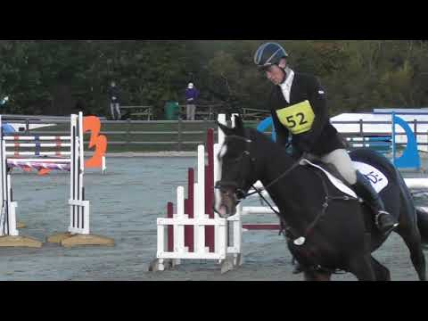 SJ Aston Novice October 2018 - 3rd
