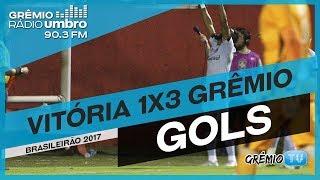 Confira os gols da vitória do Tricolor sobre a equipe do Vitória por 3x1 em Salvador, a partida foi válida pela 15ª rodada do...