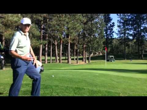 Chipping Lesson – Awbrey Glen Golf Club in Bend Oregon