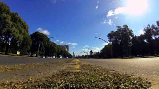 Buenos Aires in Timelapse   GoPro