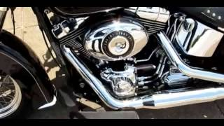 9. 2012 Harley Davidson Heritage Softail Classic