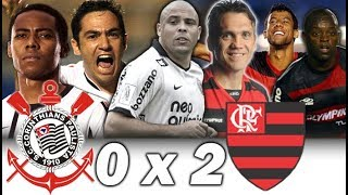 Ronaldo vs Petkovic * Corinthians 0 x 2 Flamengo * Brasileiro 2009 * Melhores Momentos e Gols