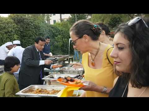 Embassy Of Pakistan Roma Barbecue