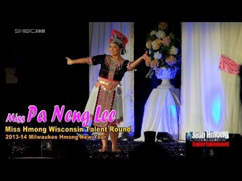 Suab Hmong E-News: Miss Paj Neeb Lis Talent Round at 2014 Miss Hmong Wisconsin Competition