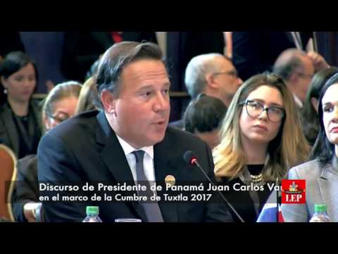 Varela: Panamá le hace frente a los grupos que abusan de los inmigrantes