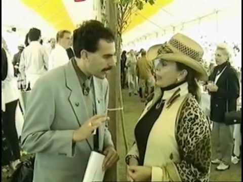 Ali G + Borat - Dog Contest ( Super Funny )