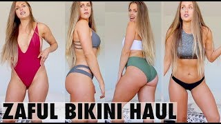 Video BIKINI HAUL - TRY ON Swimwear MP3, 3GP, MP4, WEBM, AVI, FLV September 2018