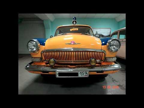 Выставка Ретро гараж