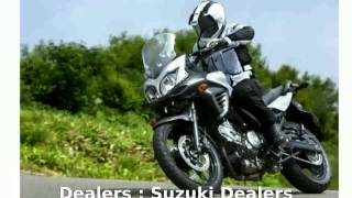 6. 2014 Suzuki V-Strom 650 ABS - Review & Walkaround