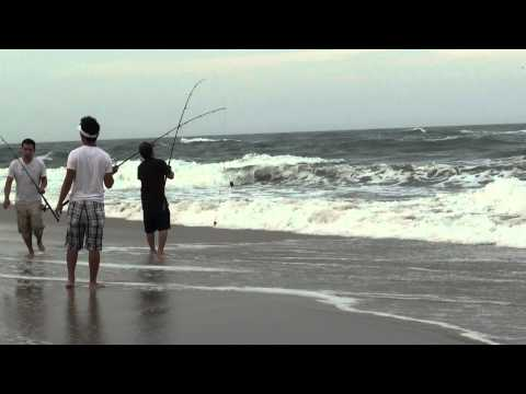 NC Red Drum Caught on Outer Banks – May 2012