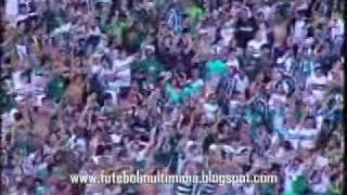 Coritiba 1 x 1 Fluminense - Brasileirão 2009 - Série A - 38ª Rodada - Ultima Rodada.