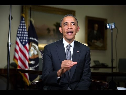 Weekly Address: The President Talks About How to Build a Rising, Thriving Middle Class | The White House