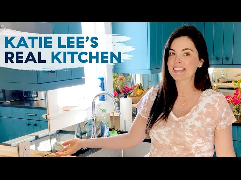 Katie Lee From 'The Kitchen' Shows Us Her Home Kitchen
