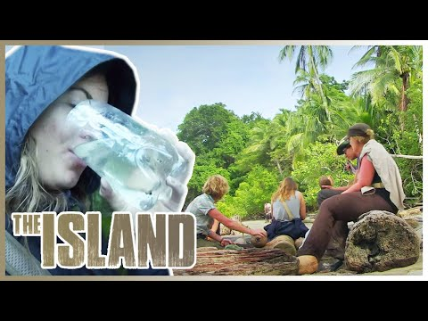 DANGEROUSLY Low On Water 💦 | The Island With Bear Grylls | S02 E04 | Thrill Zone