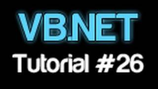 VB.NET Tutorial 26 - FTP Upload (Visual Basic 2008/2010)