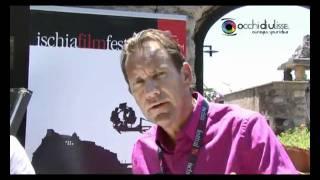 Intervista a Simon Hudson - Ischia Film Festival 2010