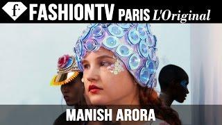Manish Arora Spring/Summer 2015 BACKSTAGE | Paris Fashion Week PFW | FashionTV