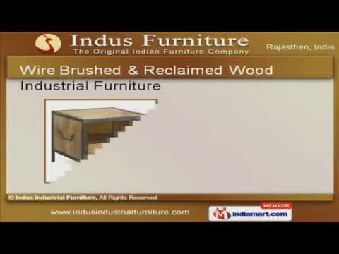 Metal Wood & Trolleys by Indus Industrial Furniture( A Unit Of Indus Trade) Jodhpur