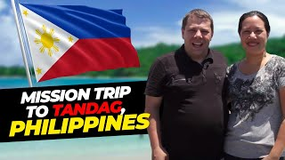 Tandag Philippines  city pictures gallery : Tandag, Philippines Mission Trip