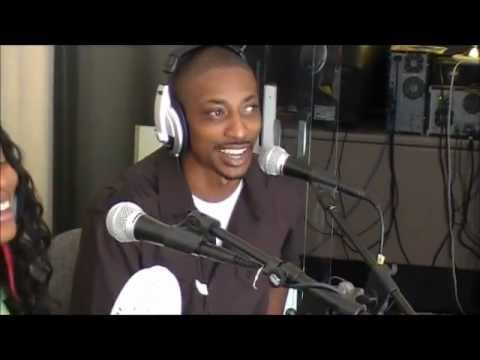 The Jay Davis Show comic Shawn Morgan Interview Part I