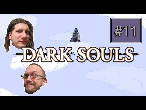 Dark Souls: Gangly Death Arms - Part 11 - New Game Archive