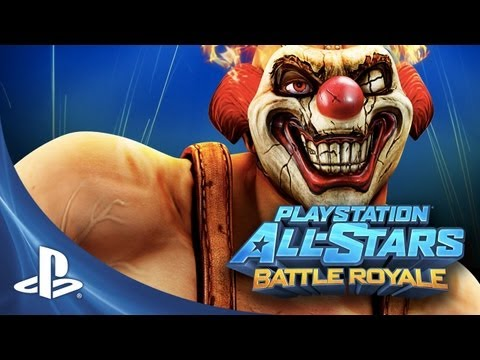 PlayStation® All-Stars Battle Royale - Sweet Tooth Strategies