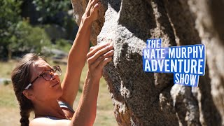 BOULDERING At Cavallers & Getting back to HOUSE BUILDING    NMAS Ep25 by Nate Murphy