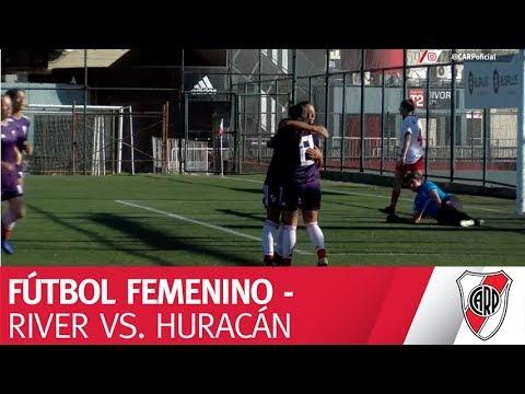 Fútbol Femenino - River vs. Huracán